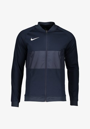 Training jacket - blauweiss