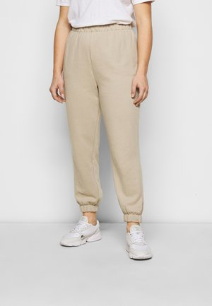 CURVE HIGH RISE TRACKPANT - Tracksuit bottoms - pink