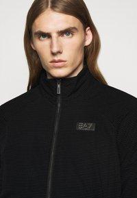 EA7 Emporio Armani - BLOUSON - Light jacket - black - 3