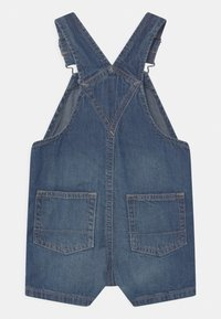 GAP - SHORTALL UNISEX - Salopette - blue denim - 1