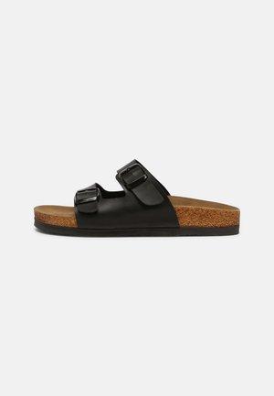 ROSE - Slippers - black