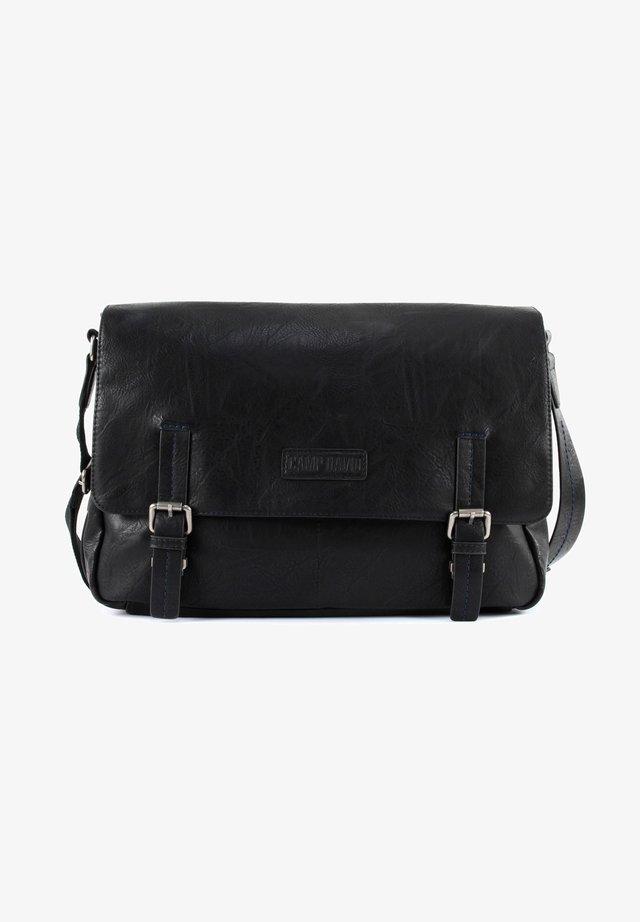 MOUNT BEAR - Across body bag - black