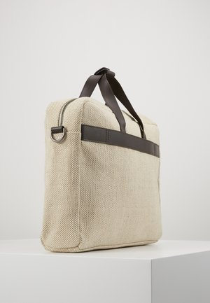 UNISEX - Laptop bag - beige