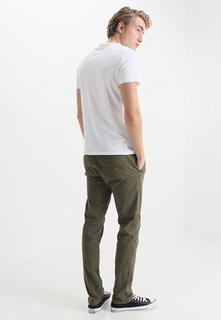 Blend 2-PACK - Basic T-shirt - white UynRu