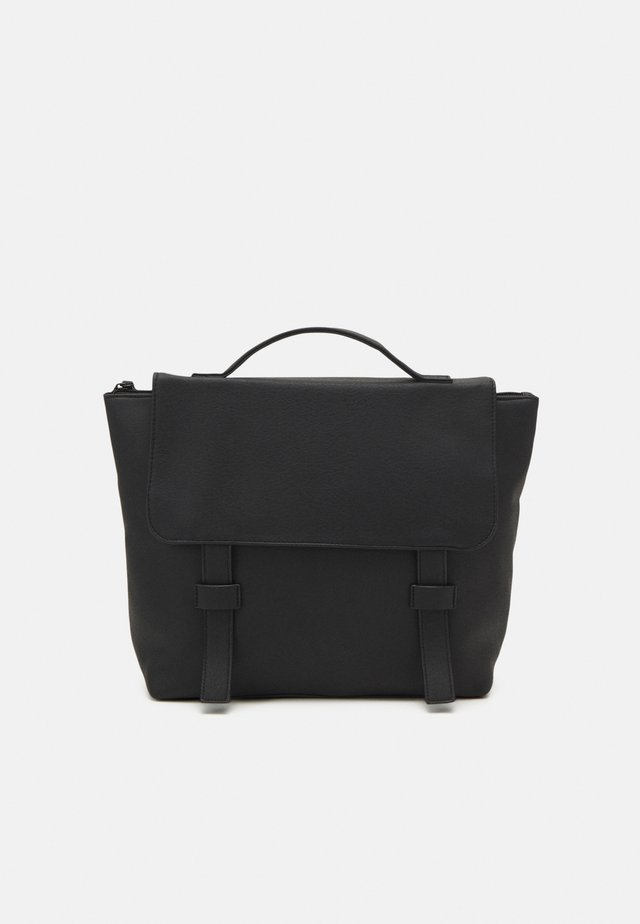 COMMUTER BACKPACK UNISEX - Batoh - jett black