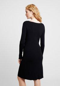 Love Copenhagen - MARYL DRESS - Jumper dress - pitch black - 2
