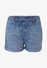 edc by Esprit - Denim shorts - blue medium washed - 4