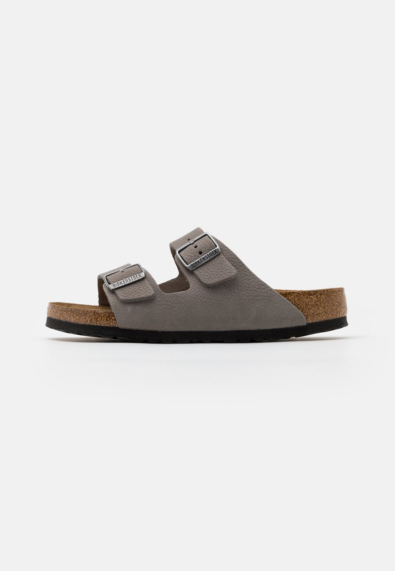Birkenstock - ARIZONA - Kapcie - soft whale gray