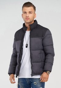 Jack & Jones - MIT - Winter jacket - asphalt - 3