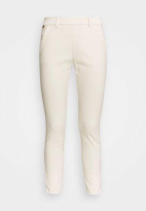 WOMEN IKALA TREGGINGS - Trousers - buttercream