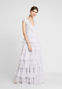 Lace & Beads - ALEXANDRA MAXI - Occasion wear - lilac - 0