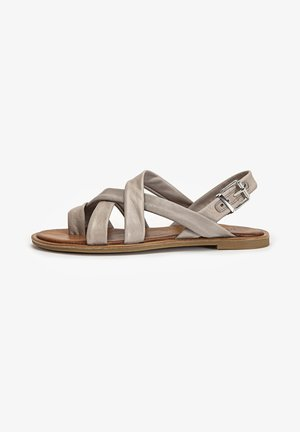 Sandals - grey gry