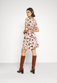 Monki - PING DRESS - Day dress - orange - 2
