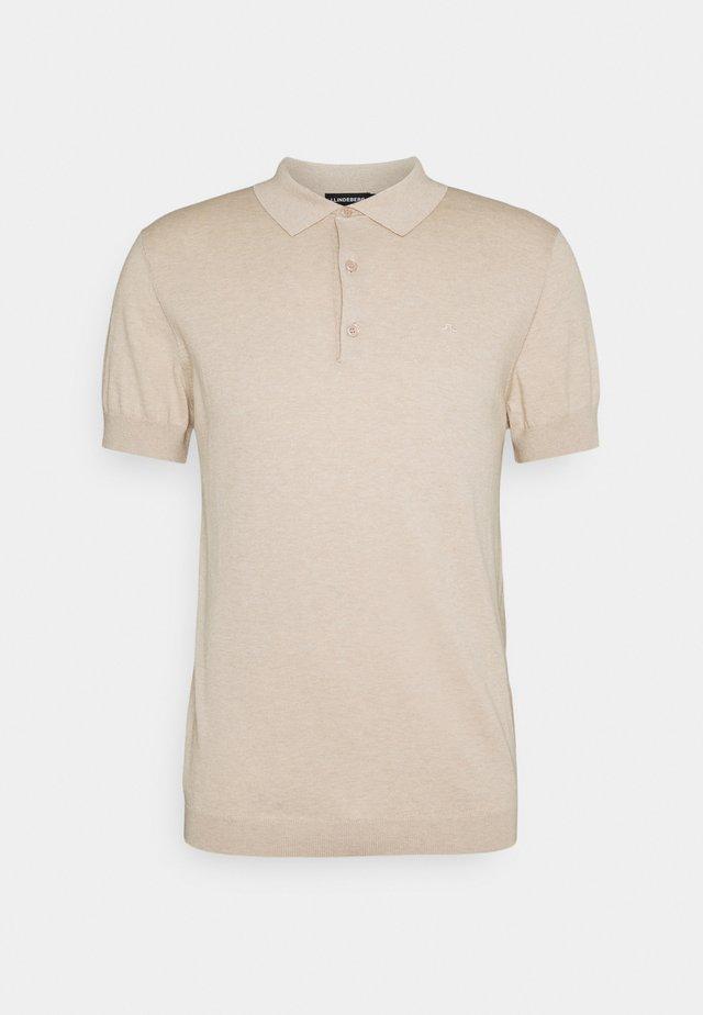 RIDGE  - Koszulka polo - sand grey