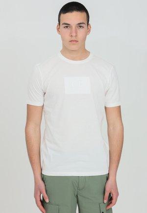T-shirt - bas - gauze white