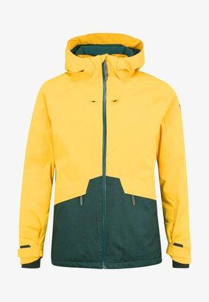 QUARTZITE  - Snowboard jacket - old gold