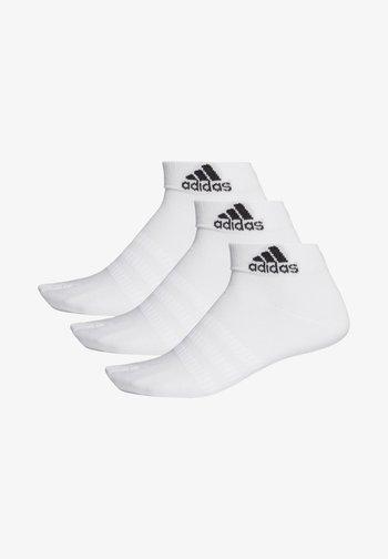 Calcetines tobilleros - white