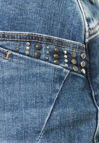 Mavi - RENEE - Denim skirt - blue denim - 2