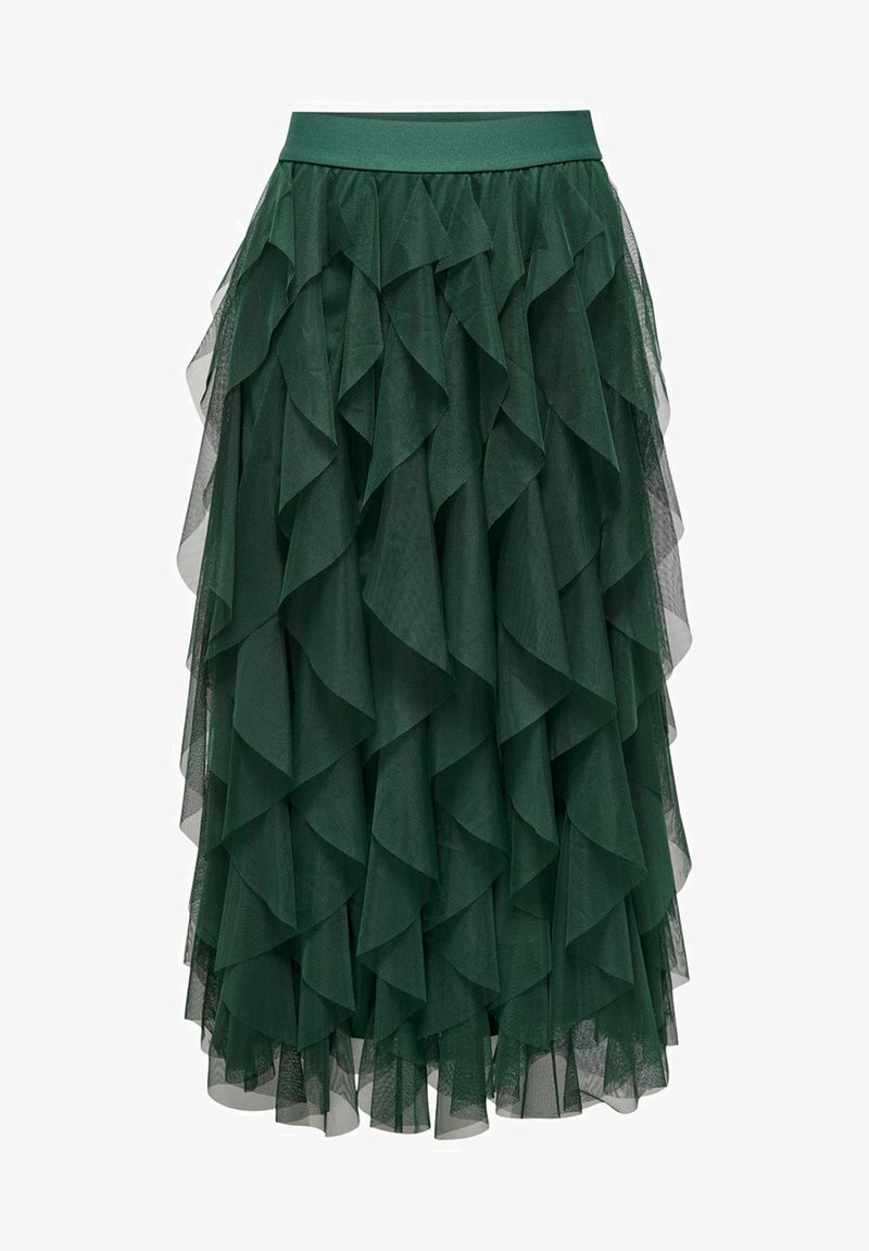 ONLY - A-line skirt - scarab