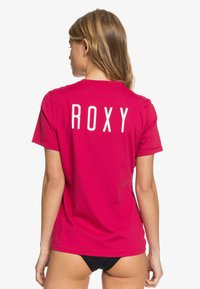 Roxy - ENJOY WAVES - Rash vest - cherry - 2
