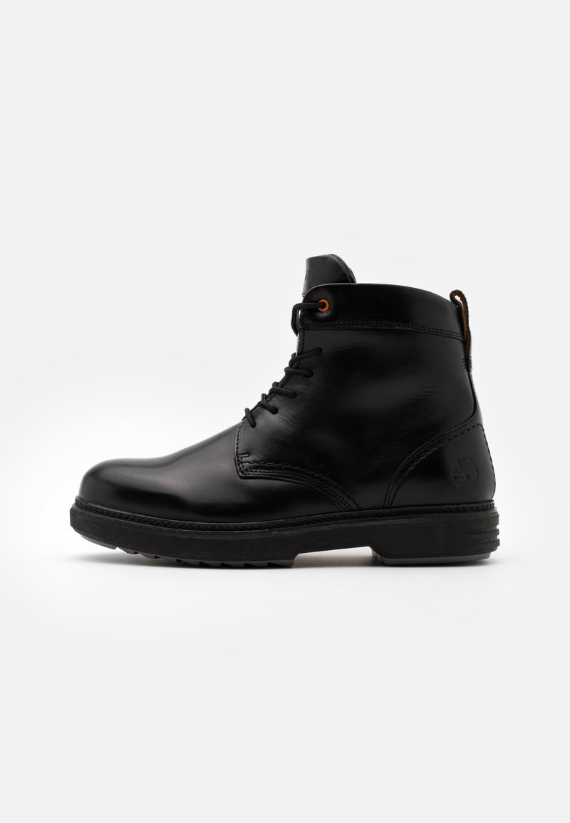 Timberland - BOOT - Šněrovací kotníkové boty - black