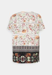 Desigual - CRACOVIA - Print T-shirt - white - 1