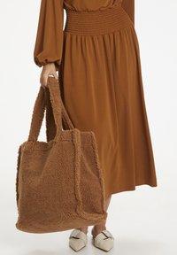 InWear - CHRISTELIW  - Jerseyjurk - leather brown - 4
