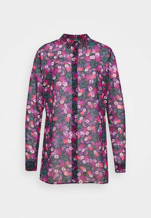CLOUIS  - Button-down blouse - multi-coloured