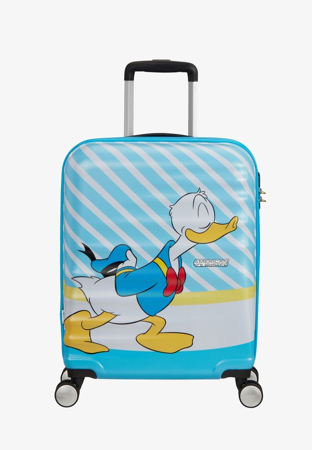 WAVEBREAKER DISNEY - Wheeled suitcase - light blue