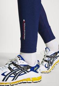 Tommy Sport - LEGGING - Tights - blue - 5