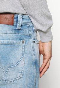 Pepe Jeans - CASH - Slim fit jeans - light blue denim - 4