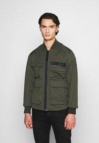 G-Star - MULTIPOCKET - Summer jacket - asfalt - 0