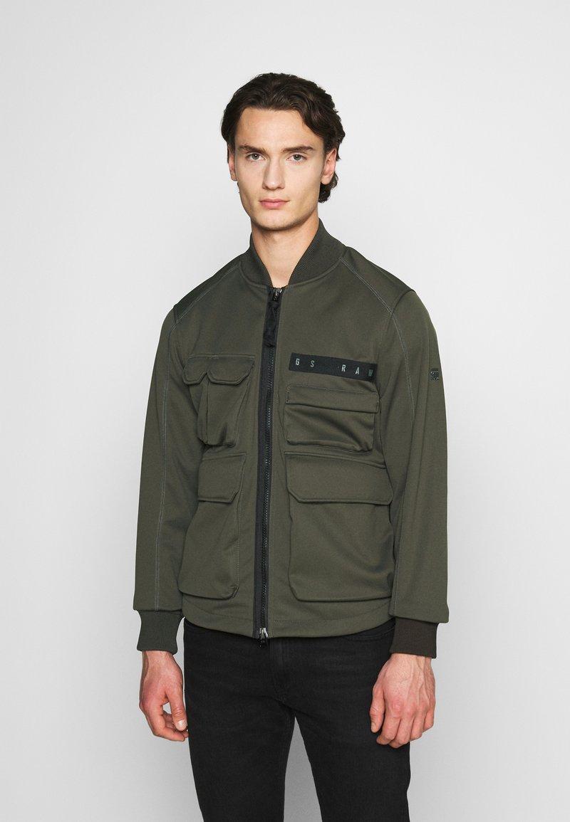 G-Star - MULTIPOCKET - Summer jacket - asfalt