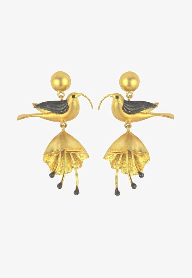 HUMMINGBIRD - Oorbellen - kupfer