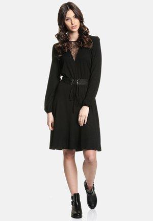 LYDIA IN  - Day dress - schwarz