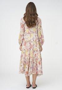 Dea Kudibal - FELINA - Day dress - gerbera orange - 2