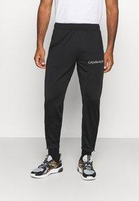 Calvin Klein Performance - TRACKSUIT - Tracksuit - black/bright white - 5