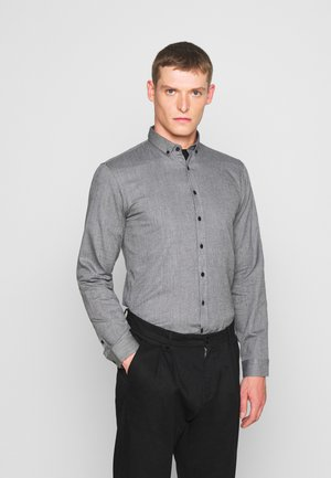 MOULINÉ STRETCH - Shirt - black