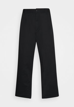 ALDER PANT LENEXA - Broek - black stone washed