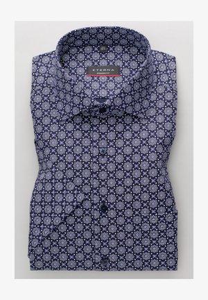 MODERN FIT - Overhemd - lila/grau