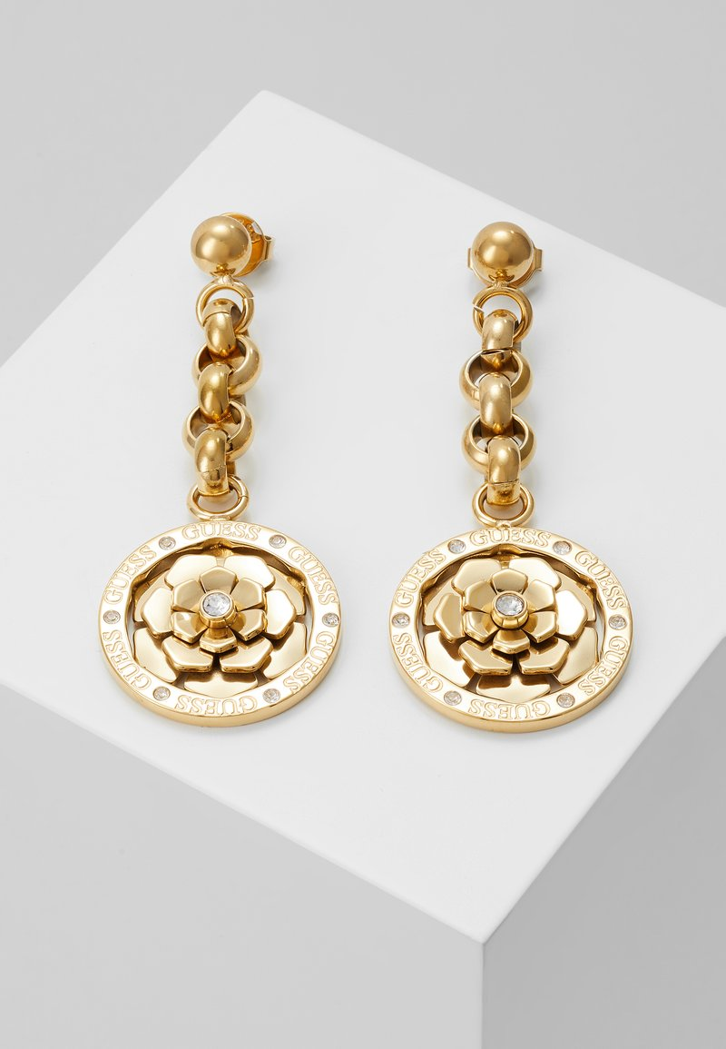 Guess - PEONY - Earrings - gold-coloured