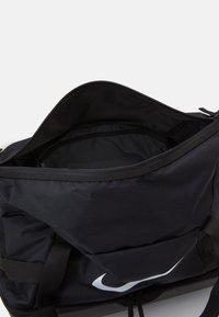 Nike Performance - TEAM - Sports bag - black/white - 2