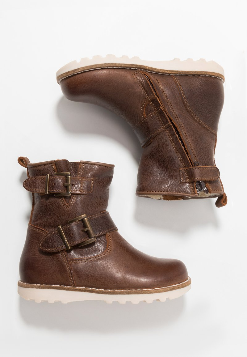 Pinocchio - Classic ankle boots - chestnut