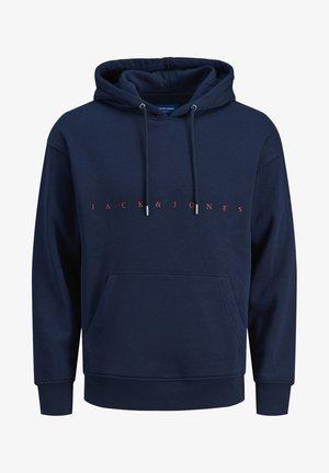 JORNEW COPENHAGEN - Hoodie - navy blazer