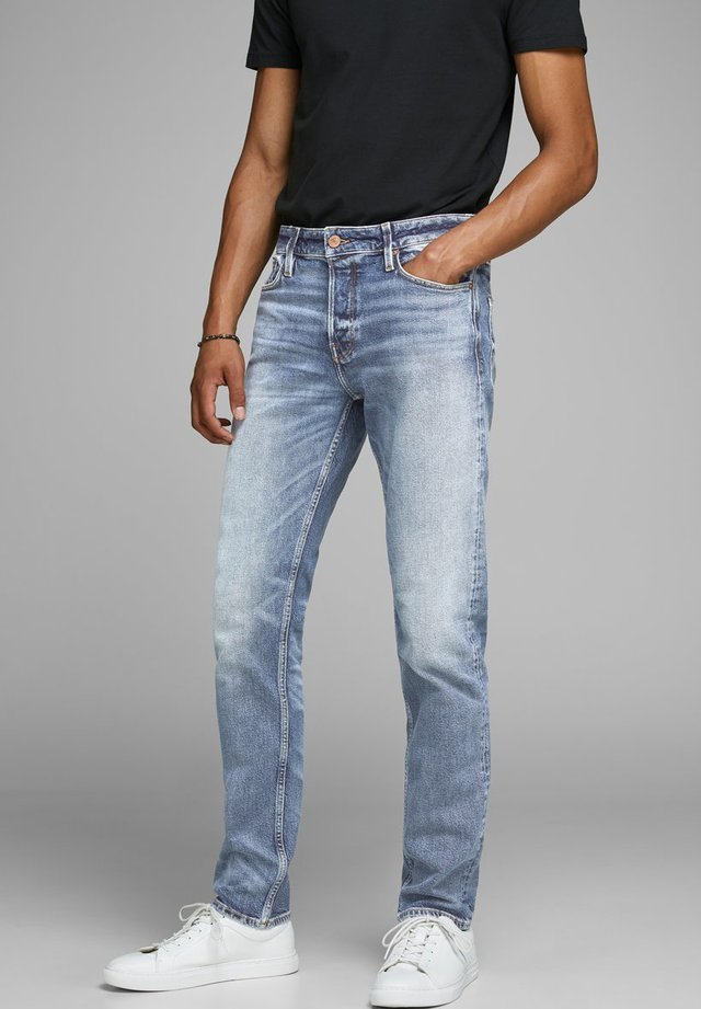 MIKE ICON  - Jeans Slim Fit - blue denim