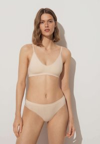 OYSHO - WITH REMOVABLE CUPS - Bustino - beige - 1