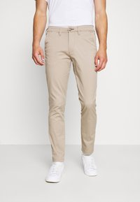 Selected Homme - SLHSLIM-MILES - Chino - greige - 0