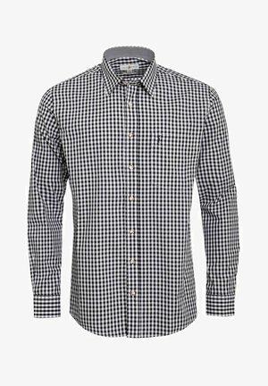 TRACHTENHEMD NICK REGULAR FIT IN SCHWARZ VON  - Shirt - schwarz