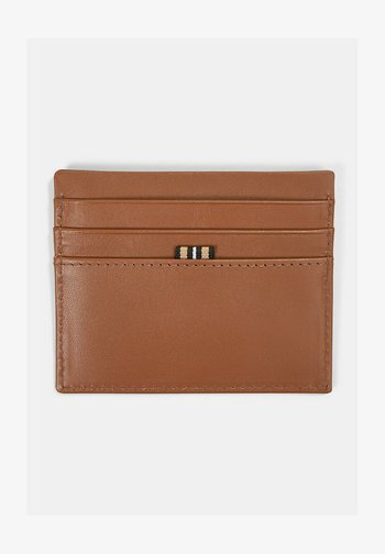 Portefeuille - rust brown