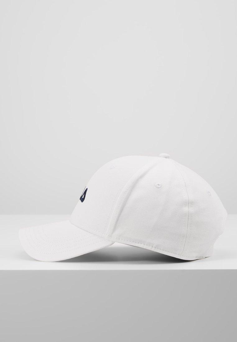 Fila Panel Strap Back Linear Logo - Cap Bright White/weiß